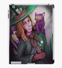 Mad Hatter iPad Case/Skin