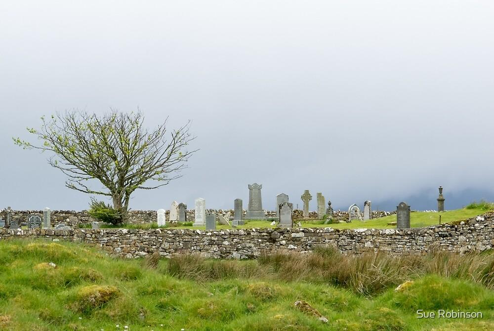 Skye Graveyard by Sue Robinson