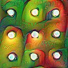 #DeepDream Lights 5x5K v1450982016 by blackhalt