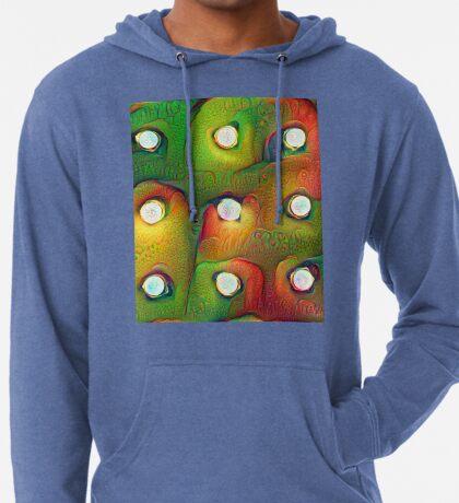 #DeepDream Lights Lightweight Hoodie