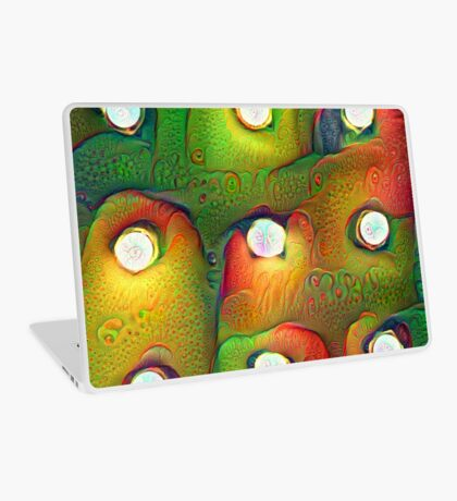 #DeepDream Lights 5x5K v1450982016 Laptop Skin