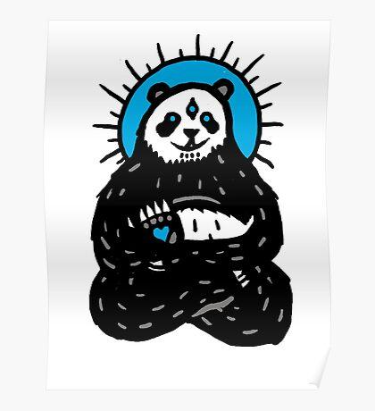 Spirit Panda Poster