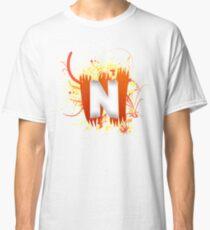 NW logo BRUSH Classic T-Shirt