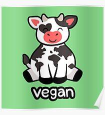 Cow Planet - Vegan Poster
