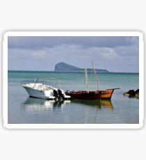 Lux - Grand Gaube #1 - The Mauritius Collection Sticker