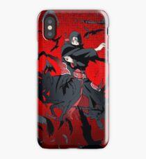 uchiha iPhone Case