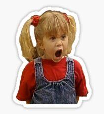 Mary Kate Ashley Olsen Full House Sticker