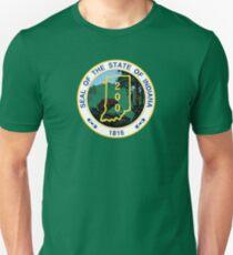 INDIANA BICENTENNIAL Unisex T-Shirt