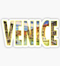 Pegatina Venecia