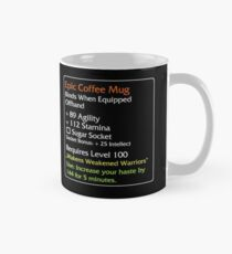 Epic Coffee Mug Classic Mug