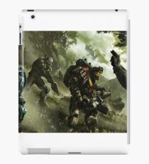 noble team  iPad Case/Skin
