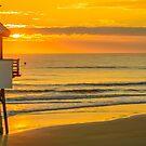 Daytona Beach Sunrise by Karl F Davis