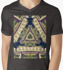Walkers On A Railroad T-Shirt