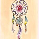 Dreamcatcher by Victoria Thorpe