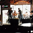 Live Country Music At Legends Corner, Nashville, Tennessee by Bob Hall©