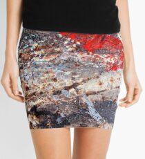Derailed Mini Skirt