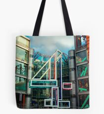 Channel 4 Tote Bag