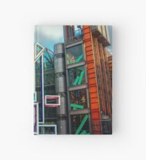 Channel 4 Hardcover Journal