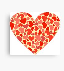 Heart3 Canvas Print