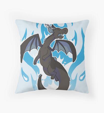 Dragon Fire Throw Pillow