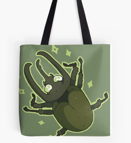 Atlas Beetle Tote Bag