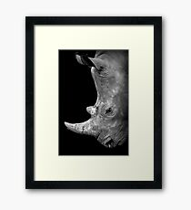 The Beauty and The Beast Framed Print