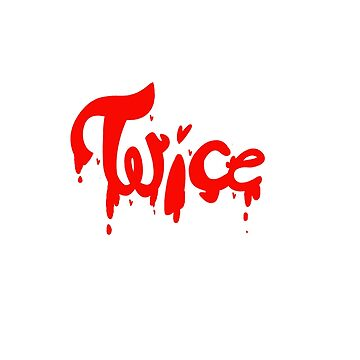 DRIPPING TWICE LOGO by clemtalope