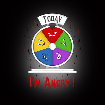 I am Angry by artetbe