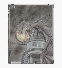 Hungarian Horntail Dragon in Red iPad Case/Skin