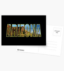 Arizona Postcards