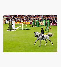Equestrian Photographic Print