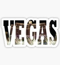 Vegas (Bellagio) Sticker