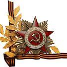 9 May - Victory Day! 9 мая - День Победы! by VallaV