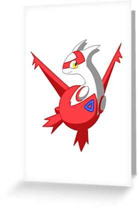 Pokemon - Latias by asticou