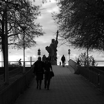 Mademoiselle Liberty by Anitajuli