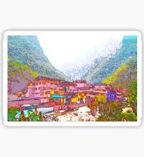 Machu Picchu Peru Sticker
