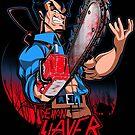 Demon Slayer by javiclodo