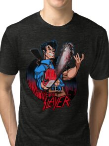 Demon Slayer Tri-blend T-Shirt