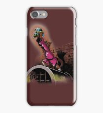 The turtle king iPhone Case/Skin