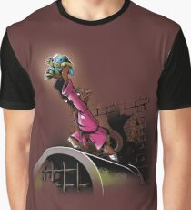 The turtle king Graphic T-Shirt