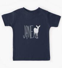 Life is Strange - Jane Doe T-Shirt Kids Tee