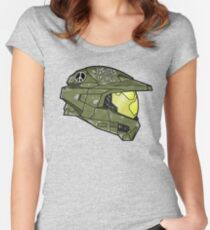 Augmented to Kill Women's Fitted Scoop T-Shirt