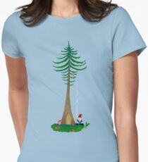 Chill Om Gnomie PNW Gnome  T-Shirt
