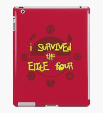 I Survived the Elite Four iPad Case/Skin
