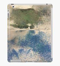 Smudges in Oil Pastel iPad Case/Skin