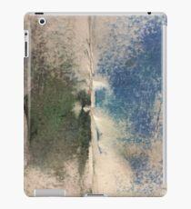 Smudges 2 in Oil Pastel iPad Case/Skin