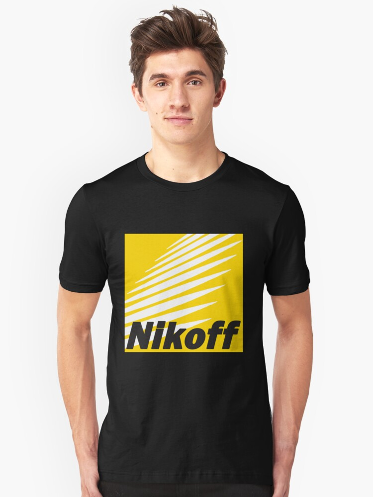 Nikoff  Unisex T-Shirt Front