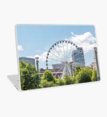 Ferris Wheel in Atlanta Laptop Skin