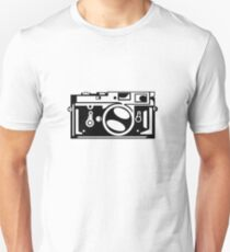 Classic Leica M3 Camera Design T-Shirt