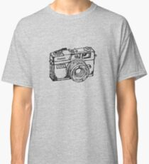 Canon Canonet QL17 GIII Rangefiner Camera Classic T-Shirt